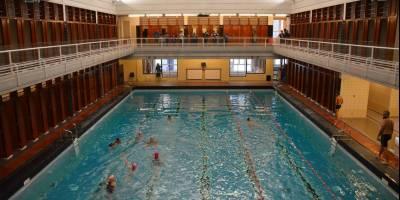 Zwembaden van Sint-Joost