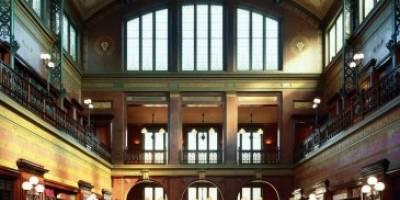 Solvay Bibliothek