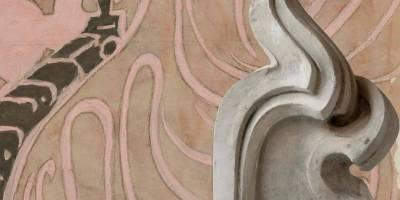 Bezoek aan de tentoonstelling 'Het art nouveau ornament'