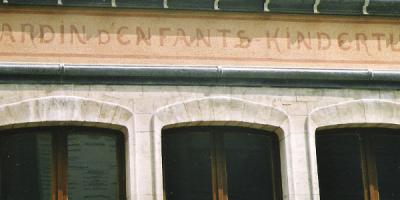 Ecole Maternelle Catteau-Horta