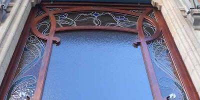 Art nouveau et Art Déco aux étangs d'Ixelles