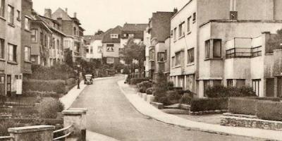 Le square Coghen, au sommet de l'Art Déco