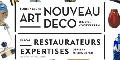 Foire d'objets et Salon des restaurateurs
