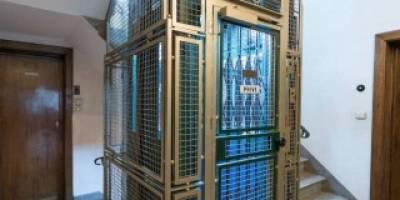 Ascenseurs historiques (Weekend 3)