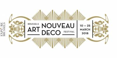 Le Brussels Art nouveau & Art Deco Festival 2018 : dates importantes